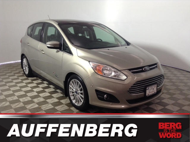 Pre-Owned 2015 Ford C-Max Energi SEL