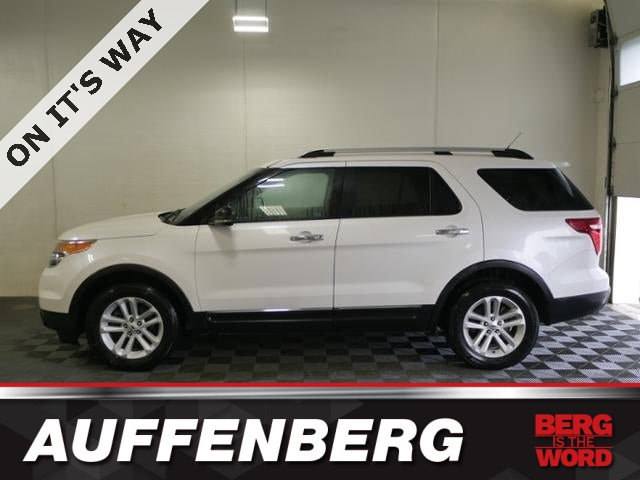 2013 Ford Explorer Xlt >> Pre Owned 2013 Ford Explorer Xlt Awd