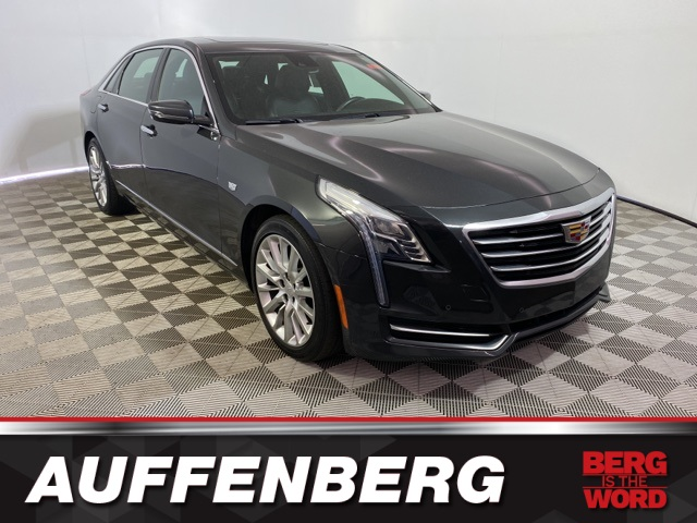 Pre-Owned 2016 Cadillac CT6 3.6L Standard