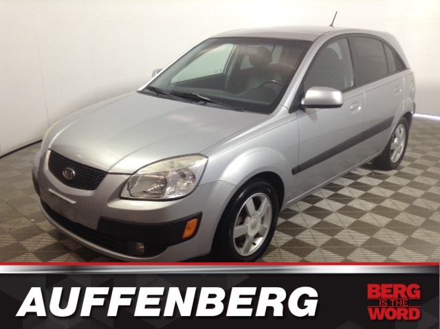 Pre Owned 2006 Kia Rio5 Sx 4d Hatchback In Ofallon 1989e