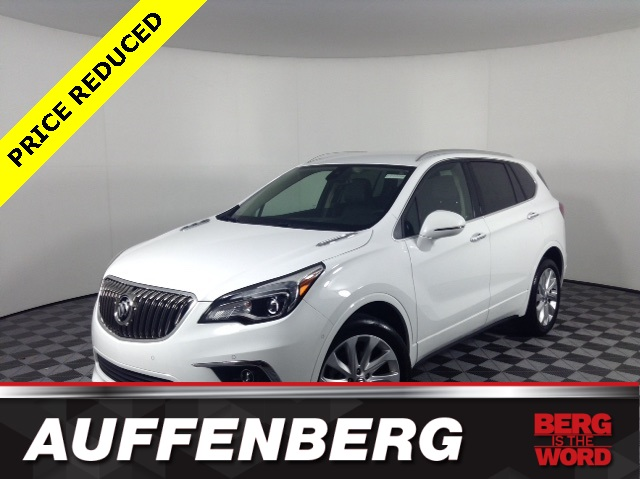 Pre-Owned 2018 Buick Envision Premium II
