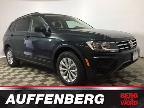 New Volkswagen Tiguan For Sale In O Fallon Auffenberg Volkswagen